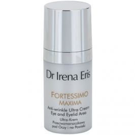 Dr Irena Eris Fortessimo Maxima 55+ ránctalanító krém a szem köré (For Eye and Eyelid Area) 15 ml