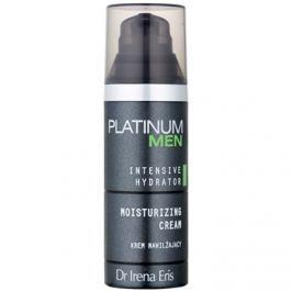 Dr Irena Eris Platinum Men Intensive Hydrator hidratáló krém az arcra és a szem környékére  50 ml