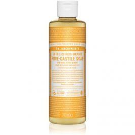 Dr. Bronner's Citrus & Orange folyékony univerzális szappan  240 ml