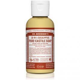 Dr. Bronner's Eucalyptus folyékony univerzális szappan  60 ml