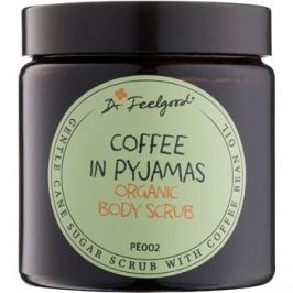 Dr. Feelgood BIO cukros peelng kávébab olajjal  120 ml