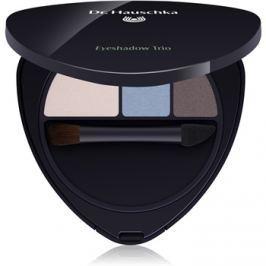 Dr. Hauschka Decorative szemhéjfesték paletták árnyalat 01 sapphire 4,4 g