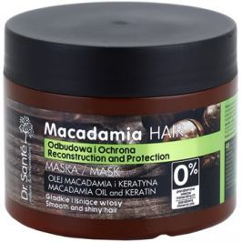 Dr. Santé Macadamia krémes maszk meggyengült hajra  300 ml
