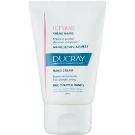 Ducray Ictyane hidratáló krém a száraz és repedezett kézre  50 ml