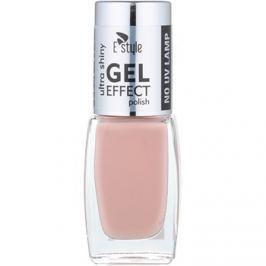E style Gel Effect géles körömlakk UV/LED lámpa használata nélkül árnyalat 03 Body 10 ml