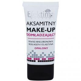 Efektima Institut folyékony make-up fiatalító hatással árnyalat Tanned 30 ml
