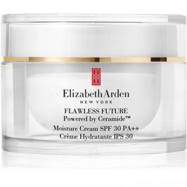 Elizabeth Arden Flawless Future Moisture Cream hidratáló krém ceramiddal SPF30  50 ml