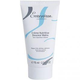 Embryolisse Nourishing Cares intenzív regeneráló krém kézre  75 ml