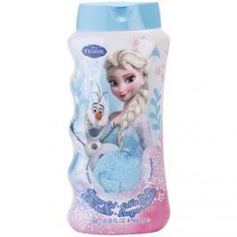 EP Line Frozen tusfürdő gél + mosogatórongy  450 ml