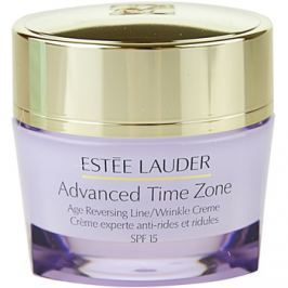Estée Lauder Advanced Time Zone nappali ránctalanító krém normál és kombinált bőrre  50 ml