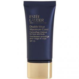 Estée Lauder Double Wear Maximum Cover fedő make-up arcra és testre árnyalat 3C4 Medium/Deep SPF 15  30 ml