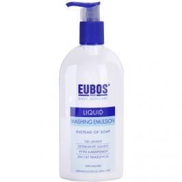 Eubos Basic Skin Care Blue tisztító emulzió parfümmentes  400 ml