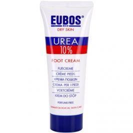 Eubos Dry Skin Urea 10% intenzív regeneráló krém lábakra  100 ml