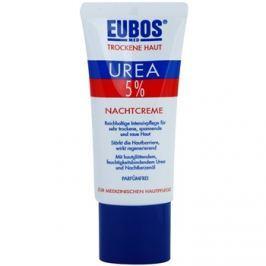 Eubos Dry Skin Urea 5% tápláló éjszakai krém az érzékeny és intoleráns bőrre  50 ml
