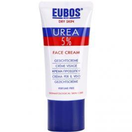 Eubos Dry Skin Urea 5% intenzív hidratáló krém az arcra  50 ml