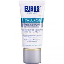 Eubos Hyaluron védőkrém a bőröregedés ellen SPF 20  50 ml