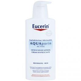 Eucerin Aquaporin Active testápoló tej száraz és érzékeny bőrre  400 ml