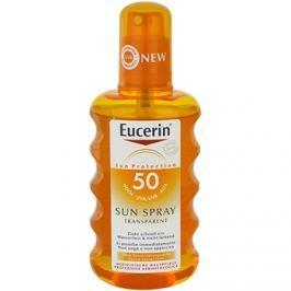 Eucerin Sun napozó spray SPF50  200 ml