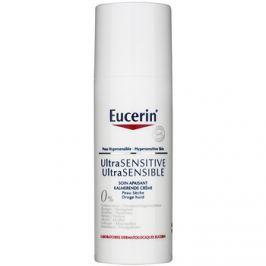 Eucerin UltraSENSITIVE nyugtató krém száraz bőrre  50 ml