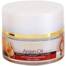 Eveline Cosmetics Argan Oil fiatalító nappali krém a ráncok ellen  50 ml