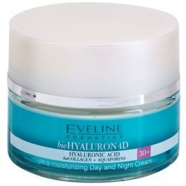 Eveline Cosmetics BioHyaluron 4D nappali és éjszakai krém 30+ SPF 8  50 ml
