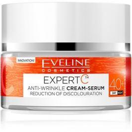 Eveline Cosmetics Expert C nappali és éjszakai krém ráncok ellen 40+  50 ml