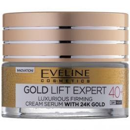Eveline Cosmetics Gold Lift Expert luxus feszesítő krém 24 karátos arannyal  50 ml