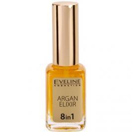 Eveline Cosmetics Nail Therapy regeneráló elixír a körmökre és a körömbőrre  12 ml