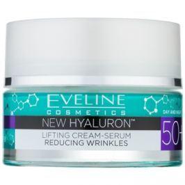 Eveline Cosmetics New Hyaluron kisimító krém SPF 8  50 ml