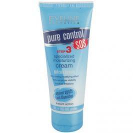 Eveline Cosmetics Pure Control hidratáló mattító krém  75 ml