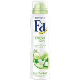 Fa Fresh & Dry Green Tea antiperspirant spray -ben (48h) 150 ml