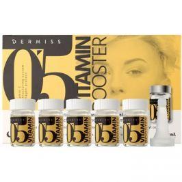 Farmona Dermiss Vitamin Booster megújító éjszakai ápolás C vitamin  5 x 5 ml