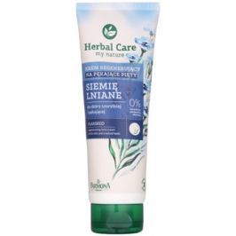 Farmona Herbal Care Flax Seed krém a megrepedezett sarokbőrre (10% Urea) 100 ml