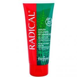 Farmona Radical Hair Loss növényi haj szérum vitaminokkal  100 ml