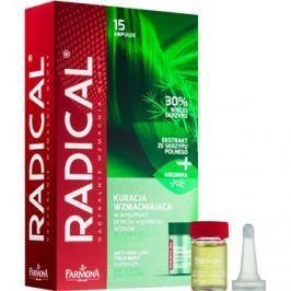 Farmona Radical Hair Loss megerősítő hajápolás hajhullás ellen  15x5 ml