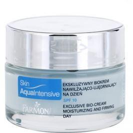 Farmona Skin Aqua Intensive hidratáló és feszesítő nappali krém SPF 10  50 ml