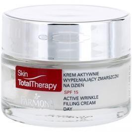 Farmona Skin Total Therapy aktív nappali ránctalanító krém SPF15 45+ 50 ml