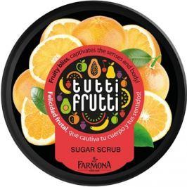 Farmona Tutti Frutti Grapefruit testpeeling cukorral  160 g