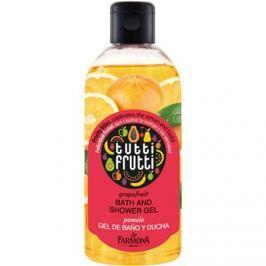 Farmona Tutti Frutti Grapefruit tusoló- és fürdőgél  300 ml