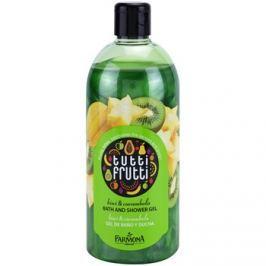 Farmona Tutti Frutti Kiwi & Carambola tusoló- és fürdőgél  500 ml