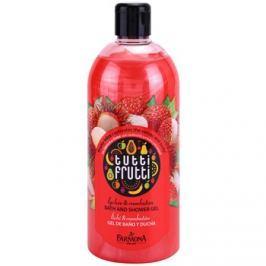 Farmona Tutti Frutti Lychee & Rambutan tusoló- és fürdőgél  500 ml