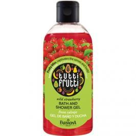 Farmona Tutti Frutti Wild Strawberry tusoló- és fürdőgél  300 ml