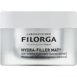 Filorga Medi-Cosmetique Hydra-Filler mattító és hidratáló géles krém normál és kombinált bőrre  50 ml