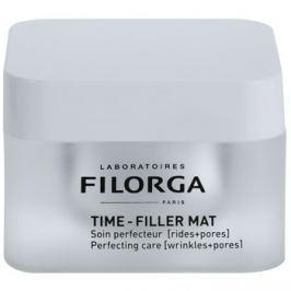 Filorga Medi-Cosmetique Time-Filler mattító krém a bőr kisimításáért és a pórusok minimalizásáért  50 ml