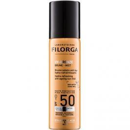 Filorga Medi-Cosmetique UV Bronze védő hidratáló és felfrissítő permet a bőröregedés jelei ellen SPF50  60 ml