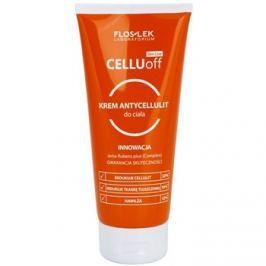 FlosLek Laboratorium Slim Line Celluoff intenzív krém narancsbőrre  200 ml