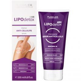 FlosLek Laboratorium Slim Line Lipo Detox intenzív szérum narancsbőrre  200 ml
