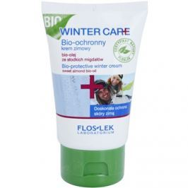 FlosLek Laboratorium Winter Care bio védő téli krém mandulaolajjal  50 ml
