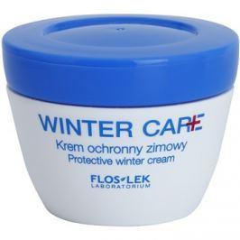 FlosLek Laboratorium Winter Care téli védő krém az érzékeny arcbőrre  50 ml