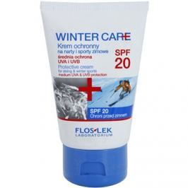 FlosLek Laboratorium Winter Care téli védő krém SPF 20  50 ml